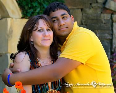 Darlene & Kethan, 2012