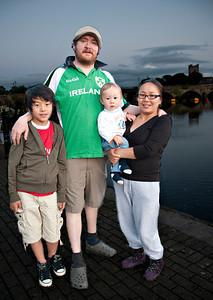 110622-2011-06-21_Tipperary_Ballinda_Steve_McKeogh_Family_Dusk_Lake-7204