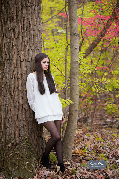 From a High School Senior session in Dayton, Ohio.