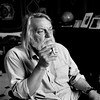 Robert Wyatt at home