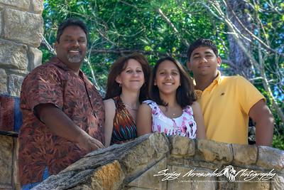 The Narasimhalu Family @ the Festival Institute, 2012
