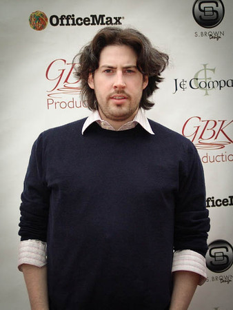 Jason Reitman director of Juno, Up In The Air & TV show The Office