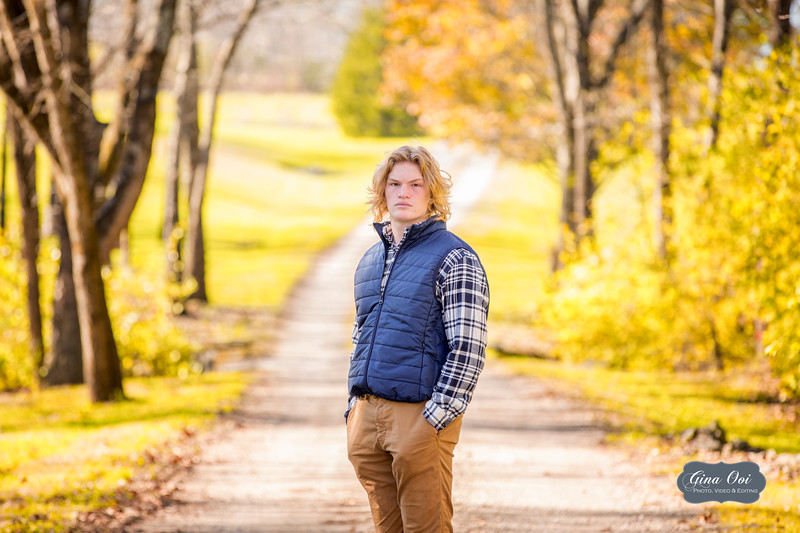 From a High School Senior Session.