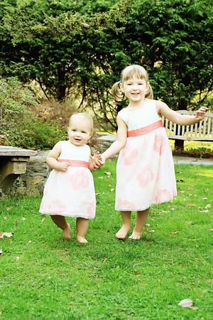Children's Portraits - Emma and Sarah