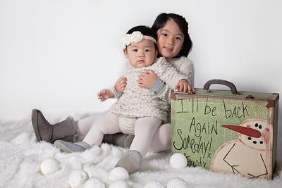 Children's Birthday Portraits- -Chu L