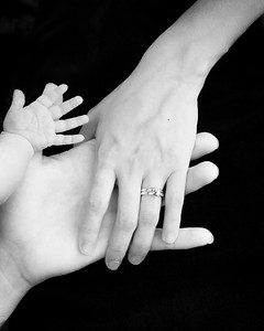 Newborn Portraits - Lily