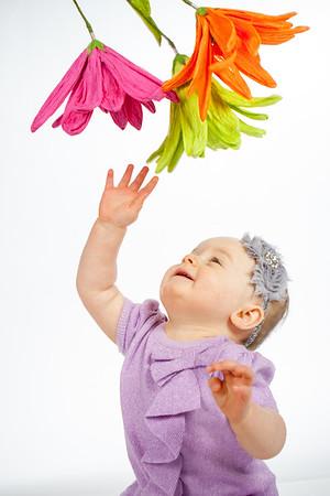 Children's Birthday Portraits - Isajewicz A 1yr