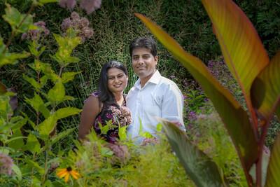Engagement Portraits - Neha
