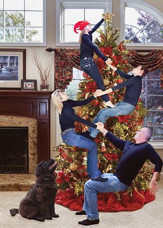Family Christmas Portraits - petkunas