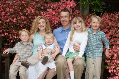 Family Portraits- Hodgson 1