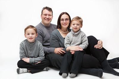 Family Christmas Portraits-Stonesifer 2
