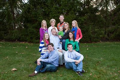 Family Reunion Portraits - Ruthie