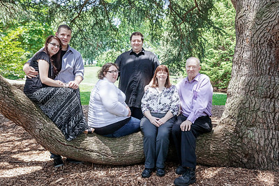 Family Portraits - Stauss A