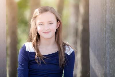 High School Senior Portraits-Emma