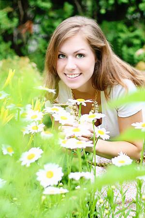 High School Senior Portraits-Joanna