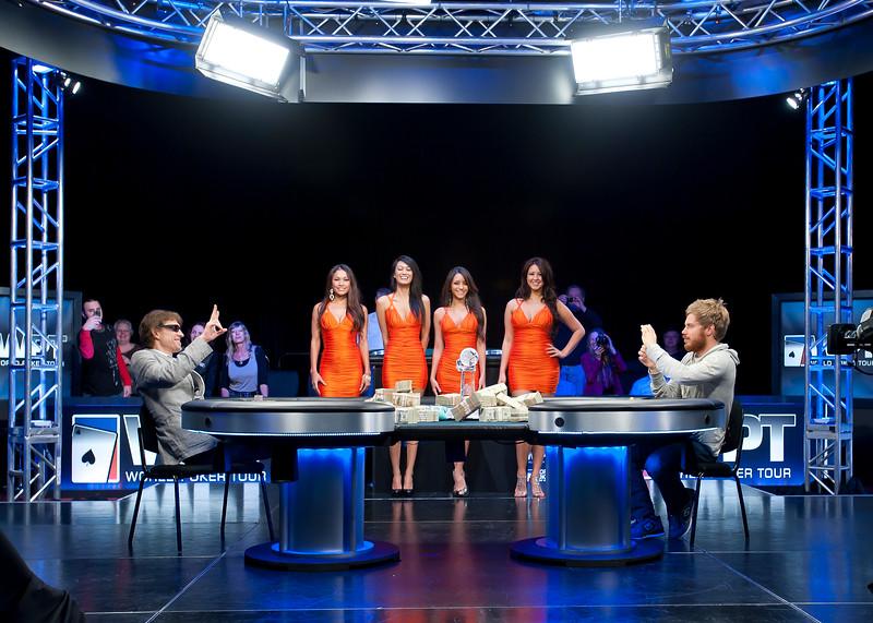 ~Heads Up~ Alexander Kuzmin & Leif Force Beau Rivage Casino & Resort Southern Championship  http://www.worldpokertour.com