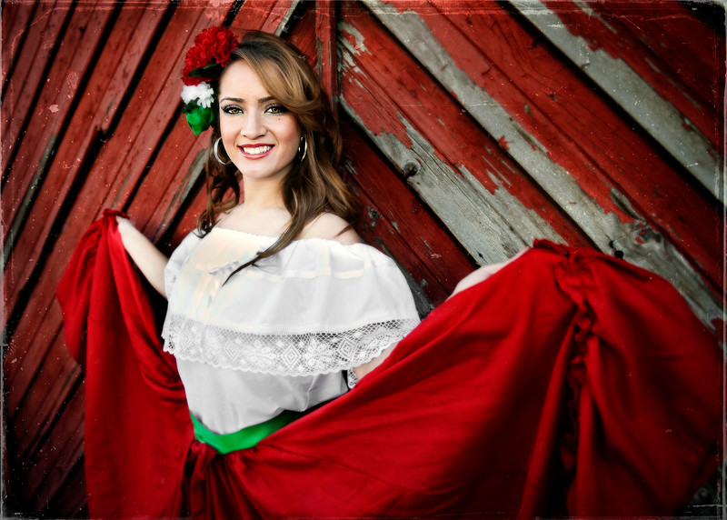 Model - Shali Diaz MUA - Martha Diaz Eloquence of Colors A Manny Librodo Workshop in Dallas, TX