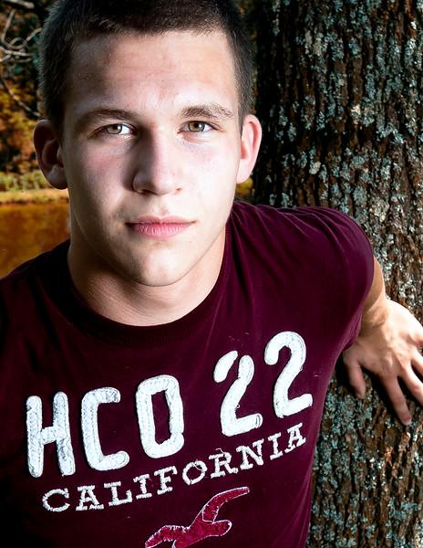 Zack - Senior Portrait