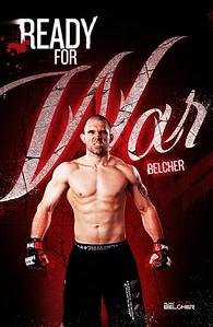 War Belcher! Design & Edit by Christopher James Perilli  http://www.pixelmobb.com