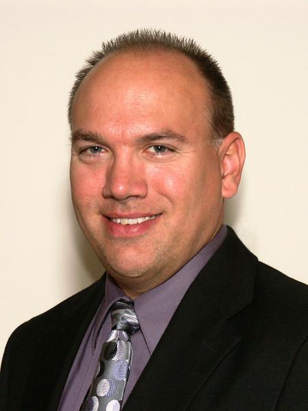 Scott D. Butcher - formal portrait