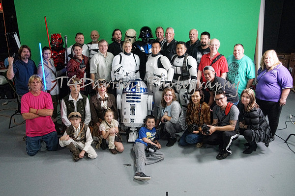 ProCam Star Wars/Super Heroes 2016