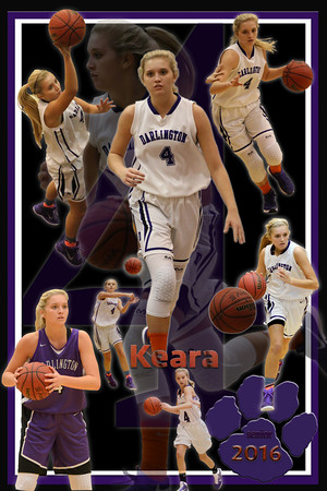 Keara Evans Senior Poster Basketball 2016 copy