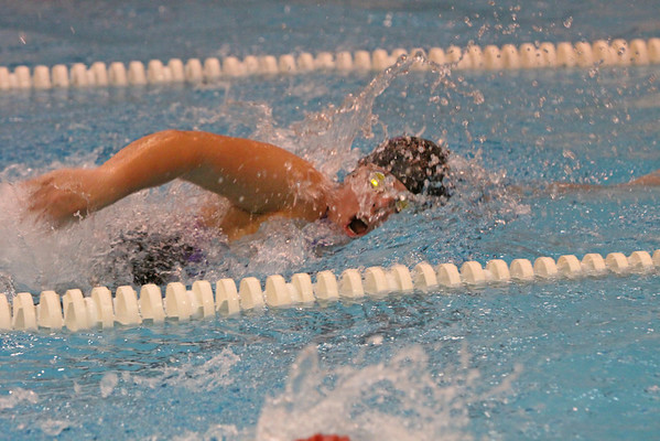 Darlington School Swim Meet