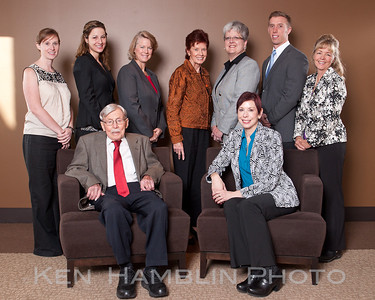 Quiat Company Group Photo and Head Shot