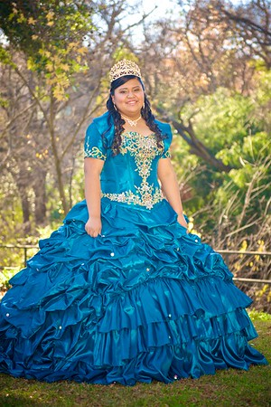Quinceañera Dallas Portraits by Marcus