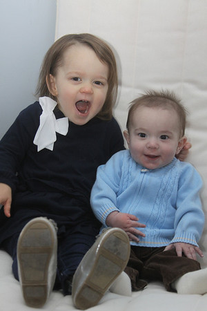Quinlyn and Lucas - November 2012