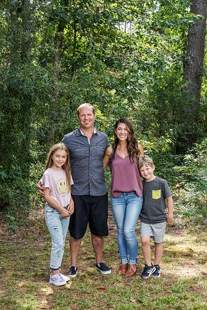 Hunter Rowe Family Portraits, October 2021
