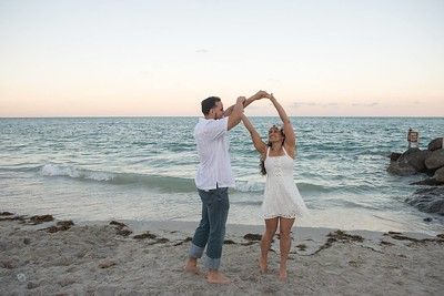 | Florida Lifestyle Portrait Photographer, Engagement Photos