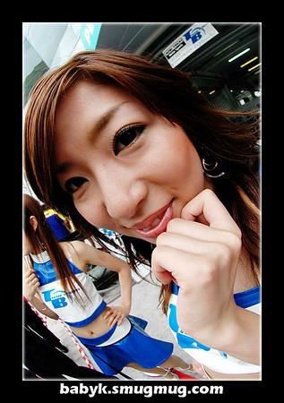 Race Queens @ Japan GT 2006