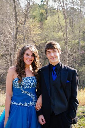 Rachael & Dalton. Prom