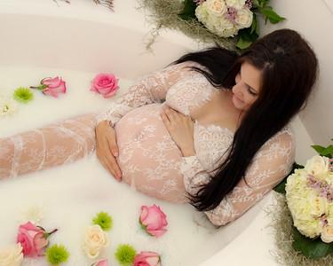 Rachel Milk Bath