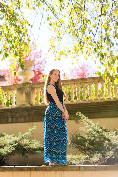 Rachel | Truman HS 2016