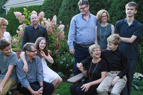 Radford Family Portrait Sept 21 2014