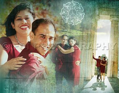 Ravi and Deepti Sony