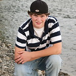 Ray Scherer : Senior portraits