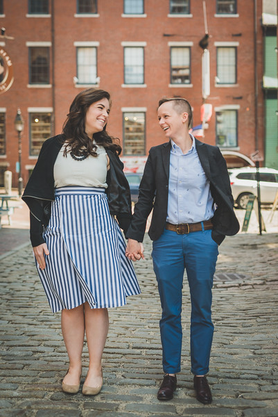 Rebcca + Trish: Engaged