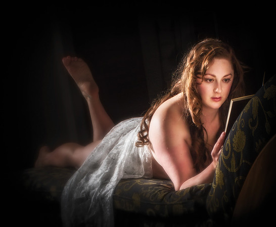 Engrossed - The Reader of Romance
