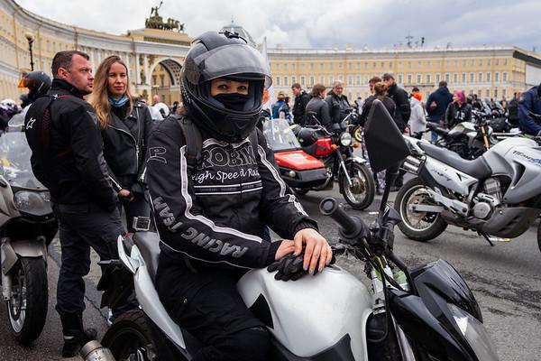 Motor Fest. Saint Petersburg, 2021.