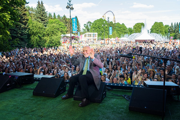 Nikolay Drozdov at Petshop Days 2021, Saint Petersburg.