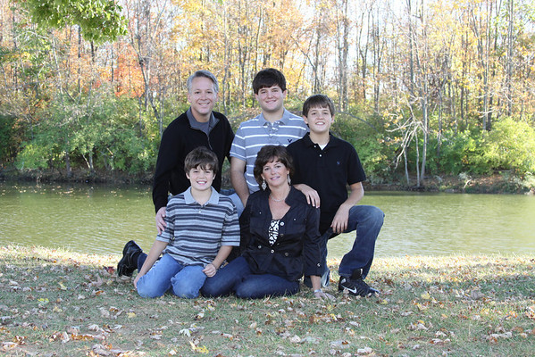 Donnelly Family Portraits