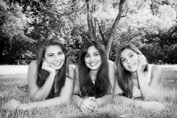 Rhonda, Christina and Shenoa