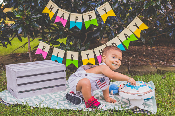 Richard {1 year old}