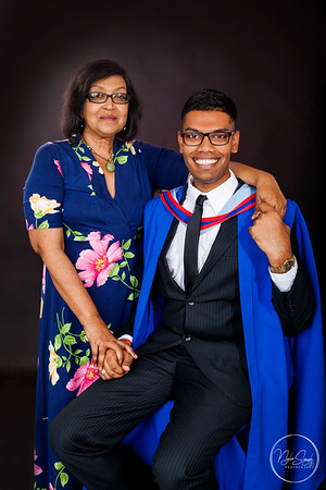 Richard Rampersad Grad