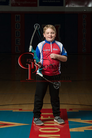 RML Archery team