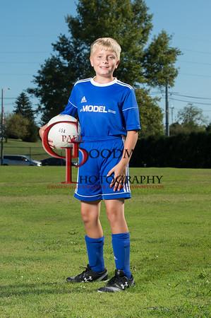 Boys Middle Soccer Model lab