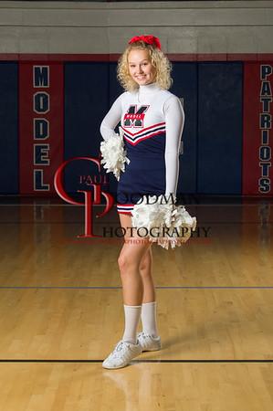 Model HS School Cheer